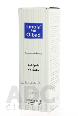 Linola Fett Őlbad add bal 1x200 ml